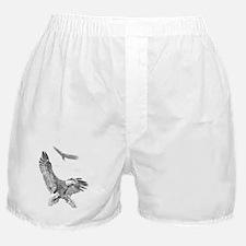 Eagle in Flight Boxer Shorts