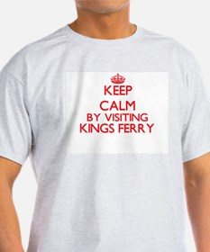 Keep calm by visiting Kings Ferry Georgia T-Shirt