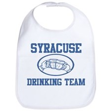SYRACUSE drinking team Bib