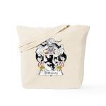 Bittenco Family Crest Tote Bag