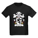 Bittenco Family Crest Kids Dark T-Shirt