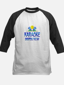 Karaoke Brightens the Day Tee