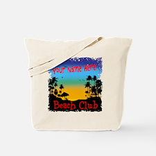 Morning Beach Club Tote Bag