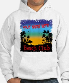 Morning Beach Club Hoodie