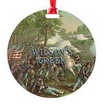 ABH Wilson's Creek Round Ornament