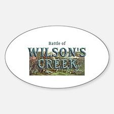 ABH Wilson's Creek Sticker (Oval)