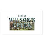 ABH Wilson's Creek Sticker (Rectangle 10 pk)