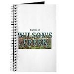 ABH Wilson's Creek Journal