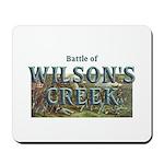 ABH Wilson's Creek Mousepad
