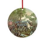 ABH Wilson's Creek Ornament (Round)