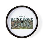 ABH Wilson's Creek Wall Clock