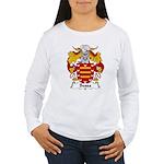 Bessa Family Crest Women's Long Sleeve T-Shirt