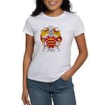 Bessa Family Crest Women's T-Shirt