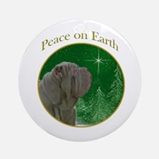 Neo Peace Ornament (Round)