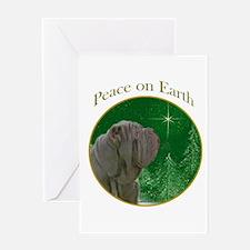 Neo Peace Greeting Card