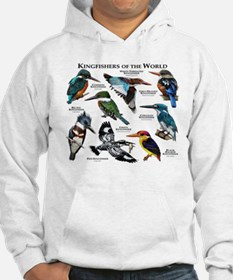 Kingfishers of the World Jumper Hoody