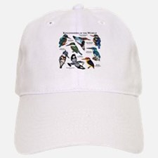 Kingfishers of the World Baseball Baseball Cap