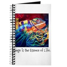 Change is the Essence of Life. Journal