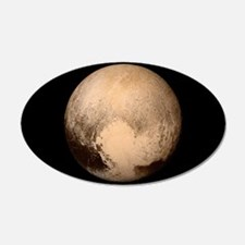 Pluto Wall Decal