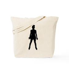 Silhouettes: Mya Tote Bag