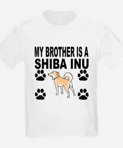 My Brother Is A Shiba Inu T-Shirt