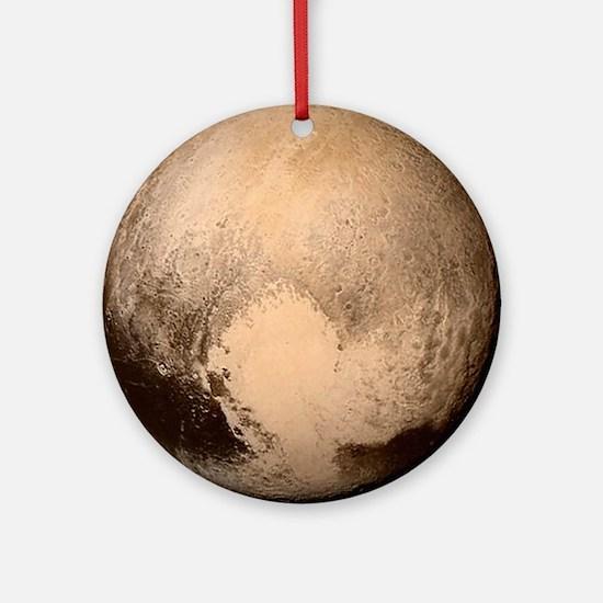 Pluto Ornament (Round)