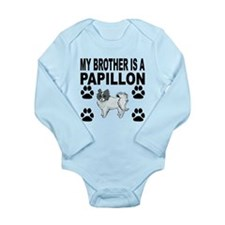 My Brother Is A Papillon Body Suit