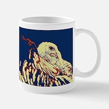 vintage american wild turkey Mug