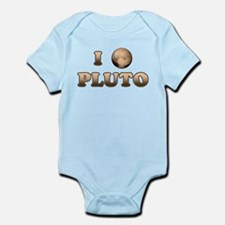 I Love Pluto Body Suit