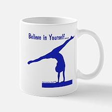 Gymnastics Mug - Believe