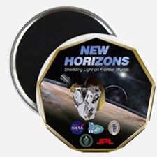 New Horizons Pluto Mission Magnets