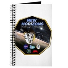 New Horizons Pluto Mission Journal