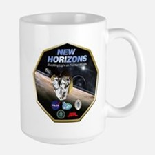 New Horizons Pluto Mission Mugs