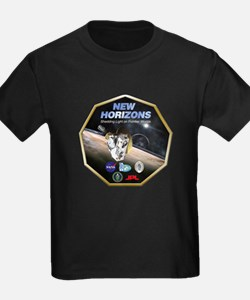 New Horizons Pluto Mission T-Shirt