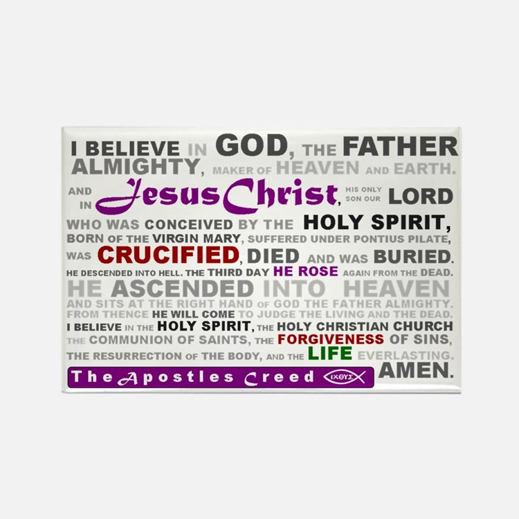 Cute Apostle Rectangle Magnet