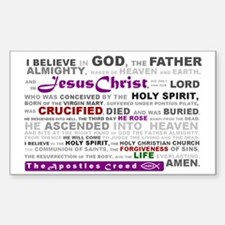 Unique Christianity Decal