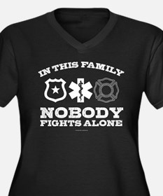 In This Family Plus Size T-Shirt