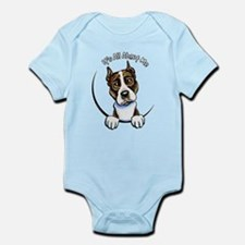 AMSTAFF Brindle IAAM Body Suit