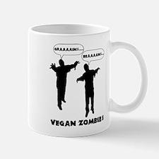 Vegan Zombies Mugs