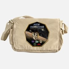 New Horizons Program Logo Messenger Bag
