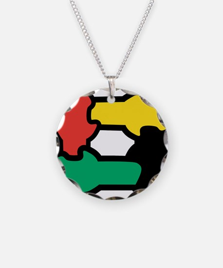 Equal Race Necklace