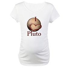 I heart Pluto Shirt