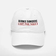 Bernie Sanders Not For Sale Baseball Baseball Baseball Cap