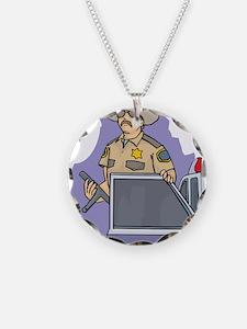 Sheriff Necklace