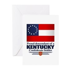 Kentucky Proud Descendant Greeting Cards