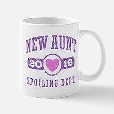 New Aunt 2016 Mug
