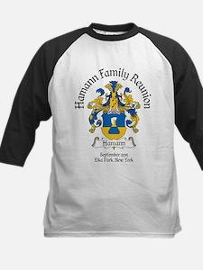 Hamann Family Reunion Baseball Jersey
