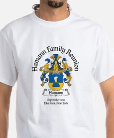 Hamann Family Reunion T-Shirt