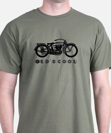 VINTAGE MOTORCYCLE-OLD'S COOL! T-Shirt