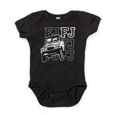 Funny Vintage cars Baby Bodysuit